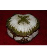 Powder Trinket Box McKee Milk Glass Antique - $50.00