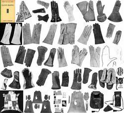 Glove Making CD Make Leather Gloves Mittens Mocs 1929