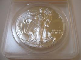 2012 Silver Eagle , ANACS , MS 69 image 2