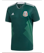 Mexico customize Home Soccer Jersey for World Cup 2018 new - $28.98