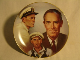 Henry Fonda Collector Plate Hackett American Mint Condition - $42.00