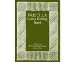 Priscillacottonknittingbook1 thumb155 crop
