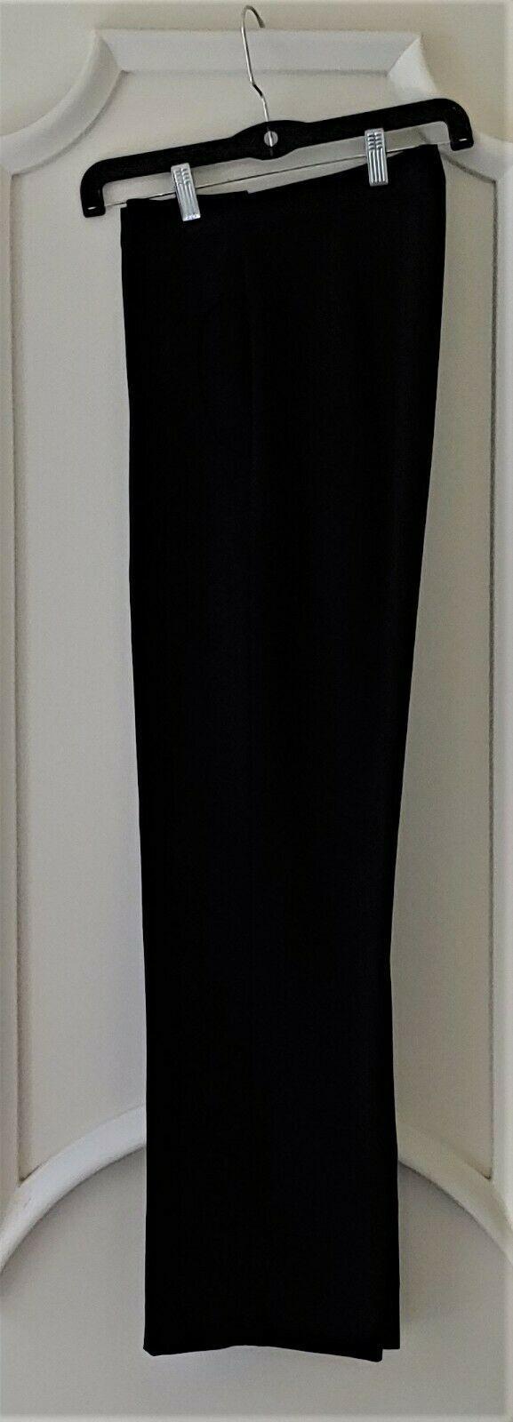 Stylish Women's Golf & Resort Black Long Sleeve Collar Top, Swarovski Buttons  image 9