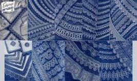 Vintage WWII Crochet Lace Edgings Patterns 1945! - $12.99