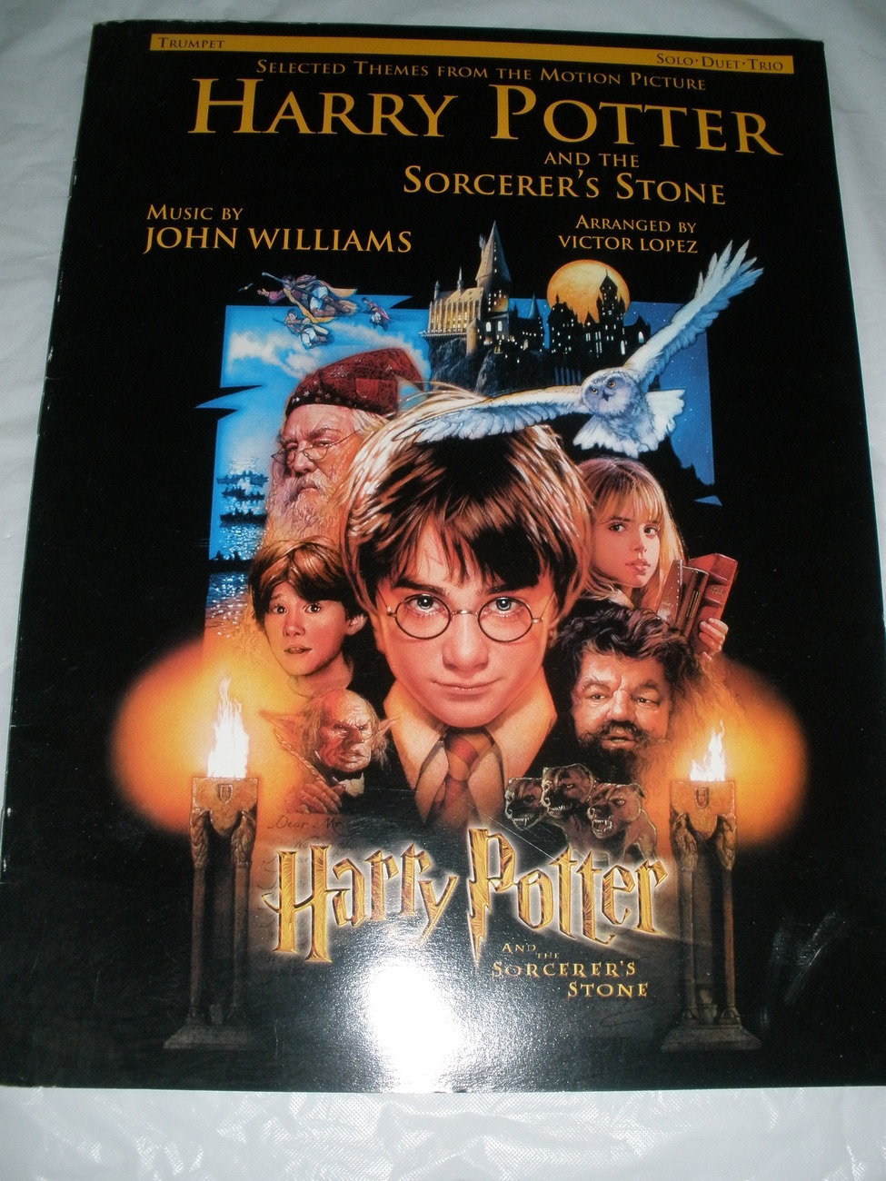 Harry potter themes   williams lopez   trpt bk