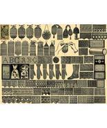 Antique Victorian Crochet Purse Patterns Lace SCA 1887! - $14.99