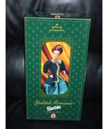 1996 Yuletide Romance Barbie In Box Hallmark Special Edition - $29.99