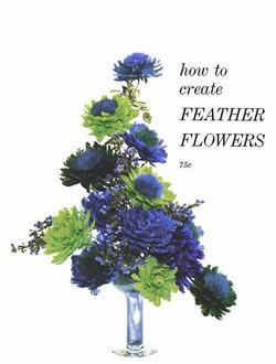 MILLINERY Hat Making Hand Made Feather Flowers CD!