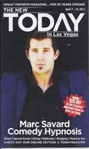 MARC SAVARD'S Comedy Hypnosis  @ TODAY in Las Vegas April 2011 - $5.95