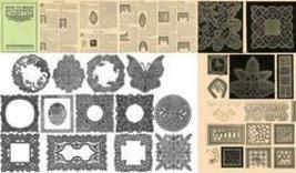 Antique Victorian Battenberg Point Lace Patterns CD!#2 - $14.99