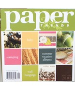 Paper Trends Aug/Sep 2008 - $11.96
