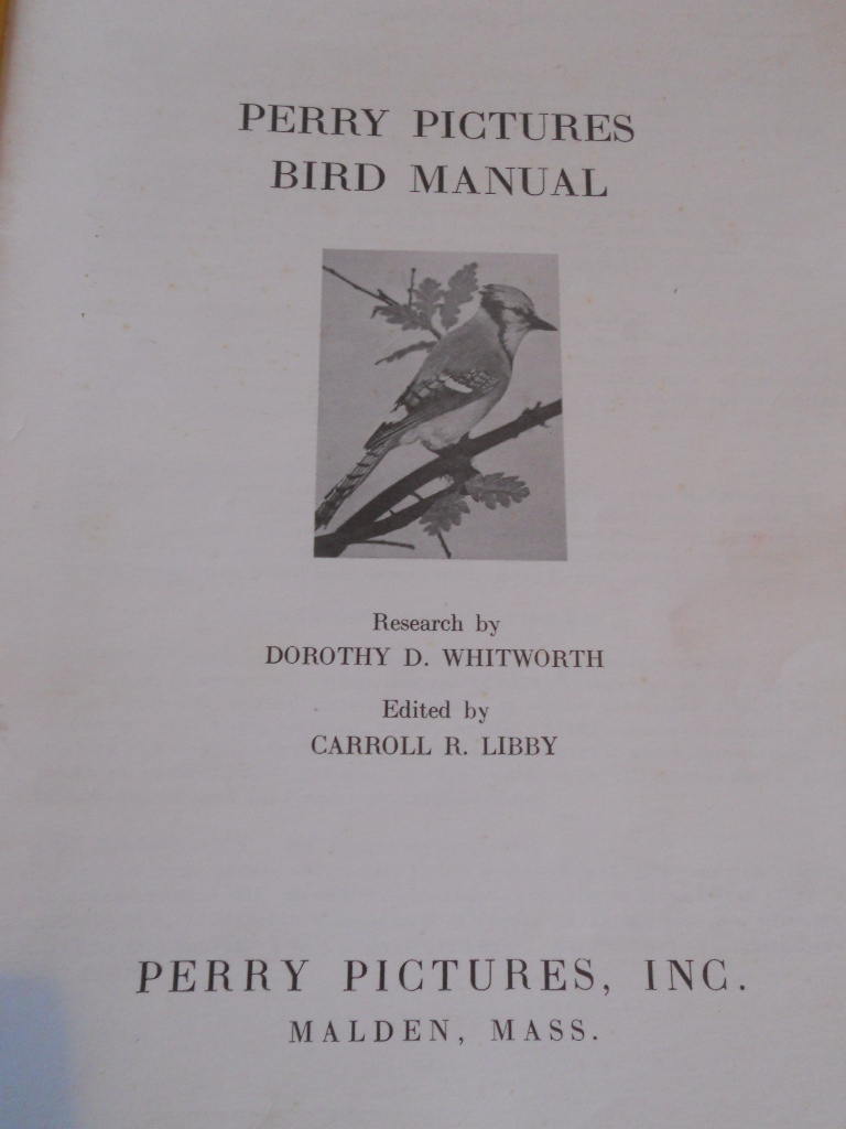 Perpic bird manual  edit.by libby