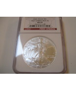 2006 Silver Eagle , NGC , MS 69 - $67.00
