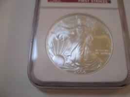 2006 Silver Eagle , NGC , MS 69 image 2