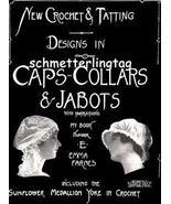 Edwardian Millinery Tat Crochet Hat Patterns CD c1910! - $12.99