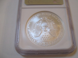 2006 Silver Eagle , NGC , MS 69 image 3