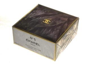 CHANEL NO 5  #5 AFTER BATH BODY DUSTING POWDER 5 oz Beauty Perfume Fragrance NEW