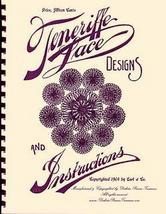 Antique Edwardian Teneriffe Sol Lace Designs CD 1904! - $12.99