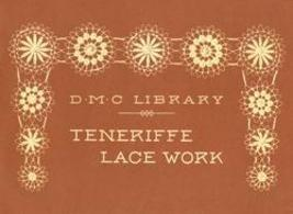 Antique Teneriffe Lace Patterns Designs Motifs Book '00 - $14.99