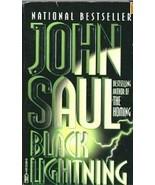 Black Lightning by John Saul - $5.00
