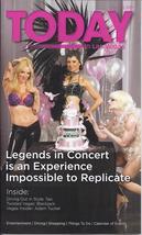 LEGENDS IN CONCERT @ TODAY in Las Vegas May 2013 - $5.95
