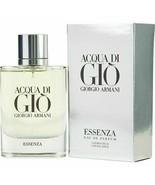 Giorgio Armani Acqua Di Gio Essenza Eau de Parfum Spray 40 ml/ 1.3oz Per... - $127.10