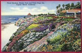 LAGUNA BEACH CALIFORNIA Heisler Pk Victor Hugo Inn CA - $6.00