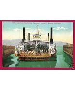BENICIA CALIFORNIA Southern Pacific Ferryboat RR Solano - $7.50