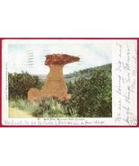 ANVIL ROCK MONUMENT PARK COLORADO CO Thayer UDB 1907 - $8.00