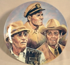 Henry Fonda Collector Plate low plate number - $47.00