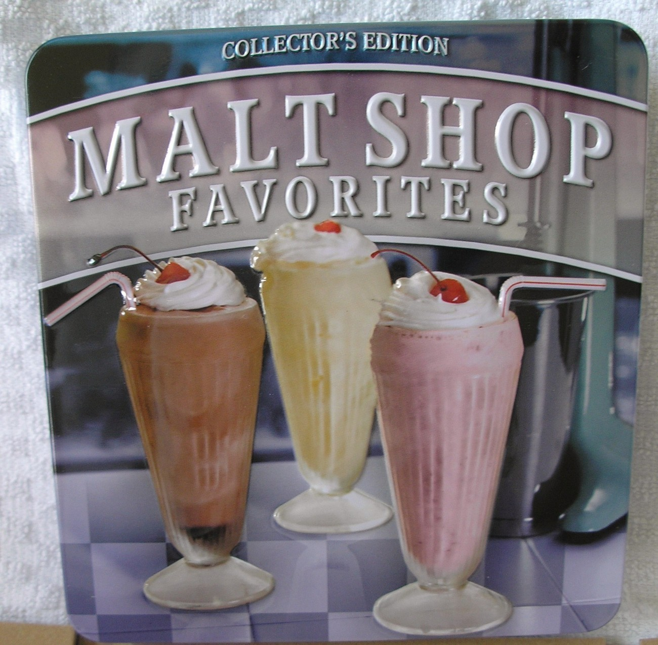 Malt Shop Favorites Collector's Edition CDs -  30 Songs