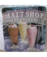 Malt Shop Favorites Collector's Edition CDs -  30 Songs - $9.99