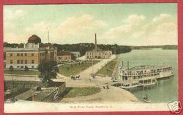 Rockford Il West River Front Ship Illinois Udb Pc B Js - $10.00