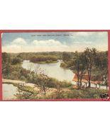 Joliet IL East Park Hickory Creek Postcard BJs - $6.50