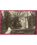 DELPHI INDIANA Campus IN 1910 Buildings B&W PC - $10.00