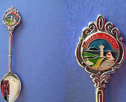 KAWANA Waters Queensland AUSTRALIA Souvenir Collector Spoon Beach LIGHTHOUSE