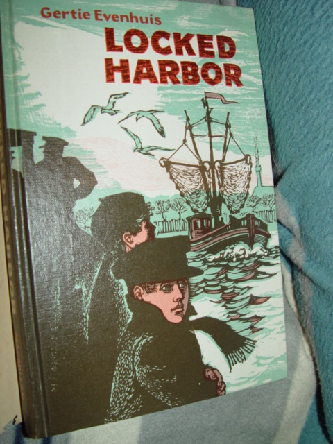 Locked Harbor by Gertie Evenhuis Hardcover