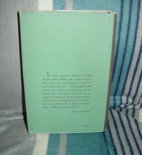 Locked Harbor by Gertie Evenhuis Hardcover