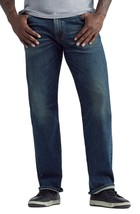 Lucky Brand Men's 363 Straight Fit COOLMAX Regulating Jeans in Fern Cree... - $54.99