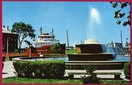 Freighter J P Morgan Jr Us Steel Soo Michigan Ship - $4.00