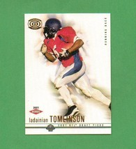 2001 Pacific Dynagon Ladainian Tomlinson Rookie Card Charger - $15.00