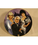 Dynasty (TV Show) Collector Plate --Mint Condition! - $49.00