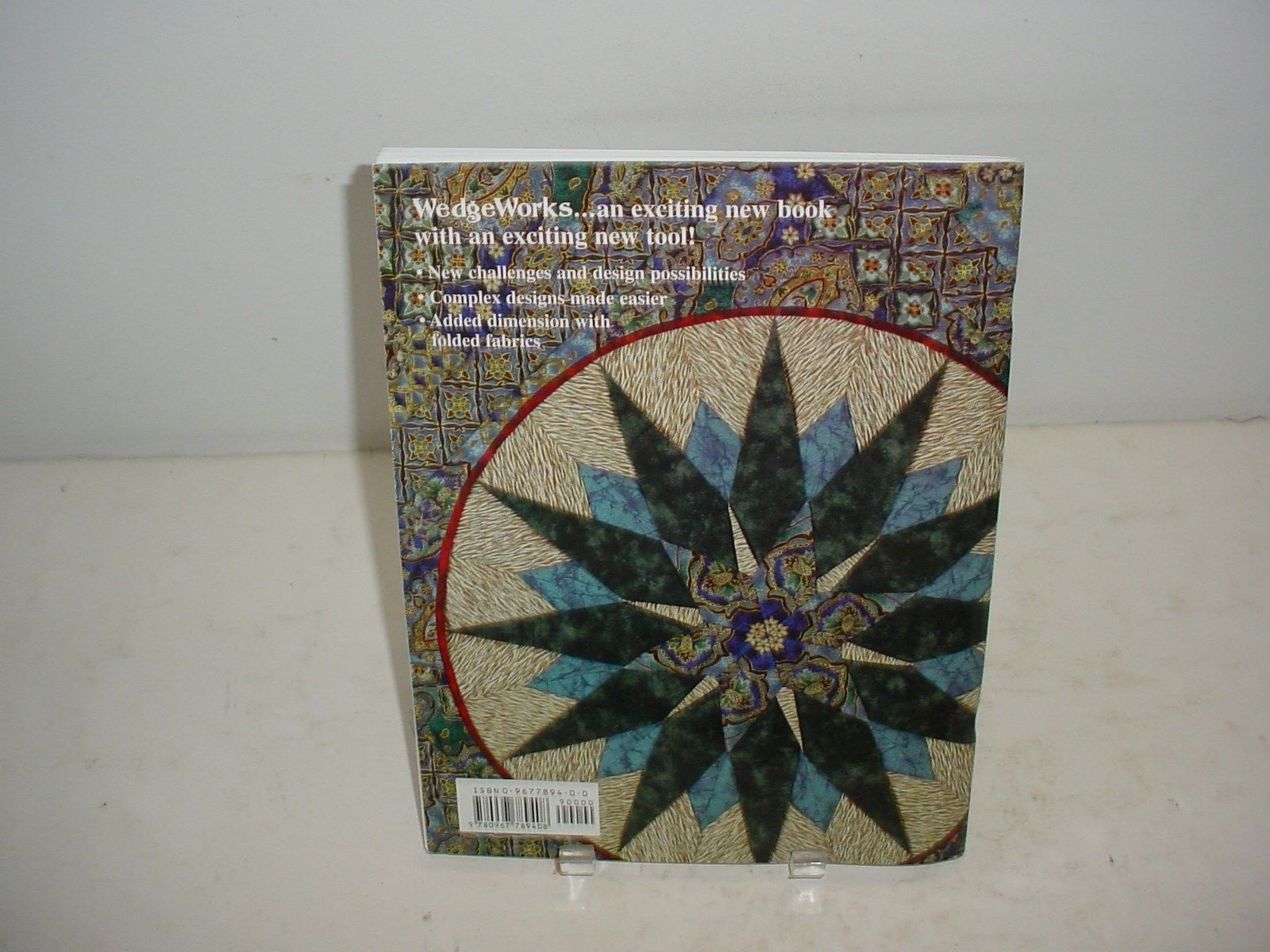 WedgeWorks by Cheryl Phillips and Linda Pysto Softcover Book