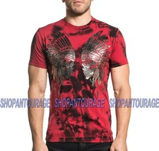 Xtreme Couture Eye For An Eye X1796 S/S MMA UFC Graphic T-shirt By Affli... - $23.95
