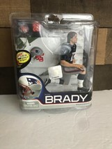 Tom Brady New England Patriots 2011 McFarlane Toys Football Figure MIP - $65.45