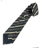 New BANANA REPUBLIC TIE Brown Silk Men's Neck Tie Made in Turkey - $12.95