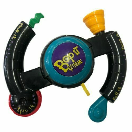 Vintage 1990's Hasbro Bop It Extreme hand held electronic game - £28.76 GBP