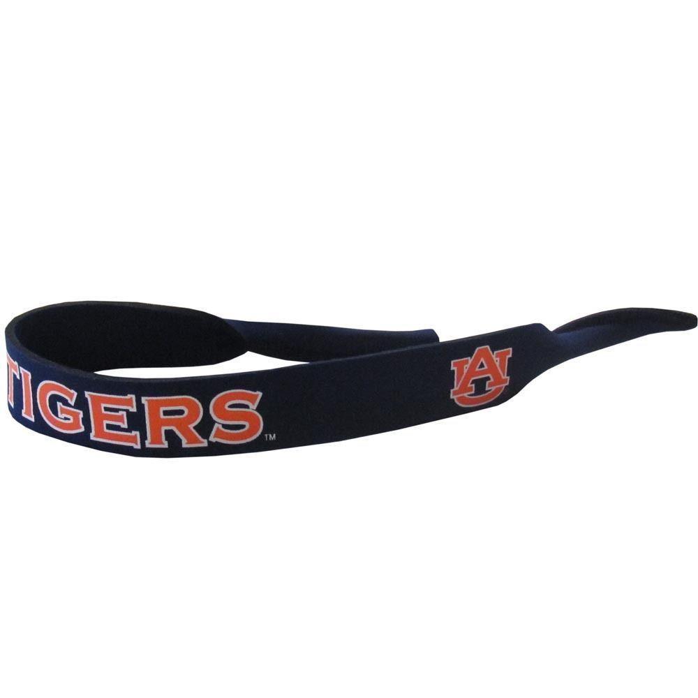 Auburn Tigers NCAA Neoprene Strap For Sunglasses/Eye Glasses