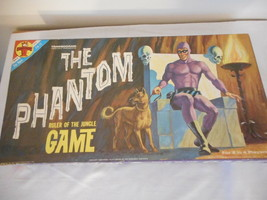 Vintage 1966 The Phantom Ruler of the Jungle Board Game by Transogram - $197.99