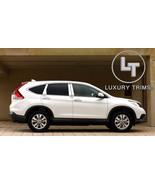 Fits Honda CRV Stainless Steel Chrome Pillar Posts by Luxury Trims 2017-... - $79.70